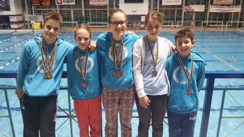 Pravljičnih sedem medalj Mihe Rijavca