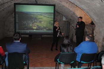 Vipavska dolina z novim portalom in filmom
