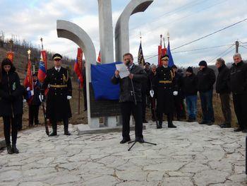 V spomin na boje Ruskega bataljona na Sinjem vrhu