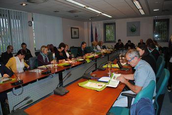Predstavitev projekta LIFE ViVaCCAdapt strokovnjakom pogodbenic Alpske konvencije