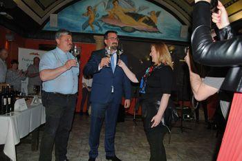 Županovo vino 2018 je pinela