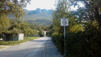 Umirjanje prometa na severnem delu Ajdovščine