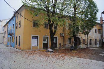 Prenova Rustjeve hiše