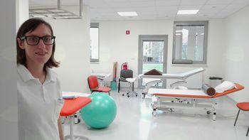 Fizioterapija že na Ribniku