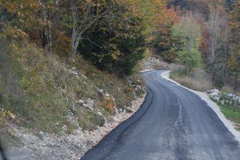 Nova pridobitev na cesti Podobrekovica – Šibje