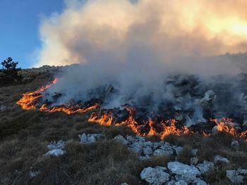 Razglas velike požarne ogroženosti