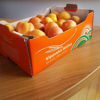 Naročilo embalaže Vipavske doline