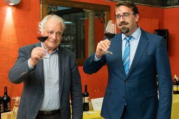 Županovo vino 2019 je Stegovčeva barbera