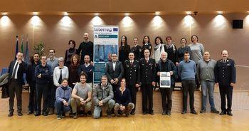 Uvodno srečanje partnerjev projekta CROSSIT SAFER