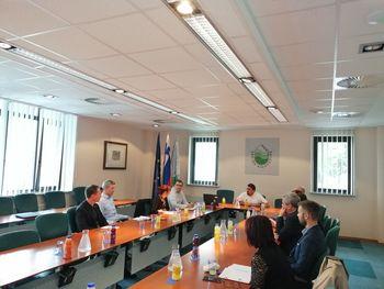 Posvet županov o zeleni mobilnosti Vipavske doline