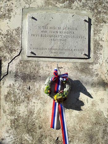 Spomin na prvega slovenskega zvonoslovca