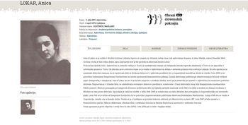 Spletni biografski portal Obrazi slovenskih pokrajin