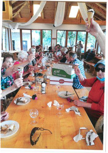 Mi se ne damo, zato tradicionalno planinsko srečanje invalidov na Nanosu