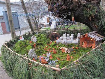 Jaslice v Orehovici - miniatura krajevnih značilnosti s plemenitim sporočilom