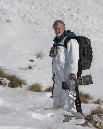 Marjan Cigoj, naravoslovni fotograf leta
