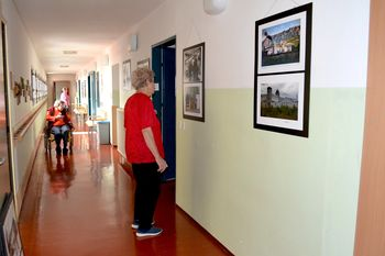 'Ajdovska' fotografska razstava v DSO Ajdovščina