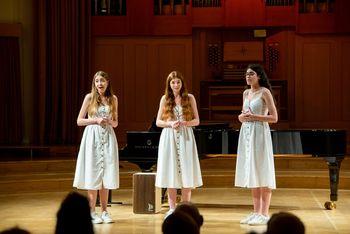 Tudi Primorci na festivalu Europa Cantat