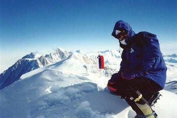 Viki Grošelj: Najvišji vrhovi celin