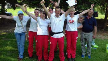 3. mesto za ekipo prve pomoči RKS – OZ Žalec Občina Prebold