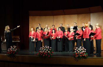 Letni koncert Mengeš poje 2019