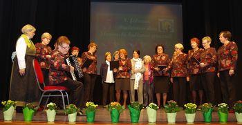 Slovenski kulturni praznik  in U3 Sevnica