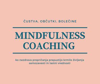 On line coachingčuječnostii