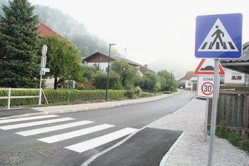 Zaključili prenovo Stare ceste