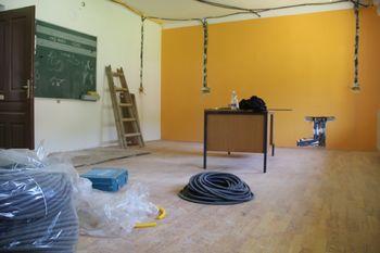 Obnova prosvetnega doma Horjul