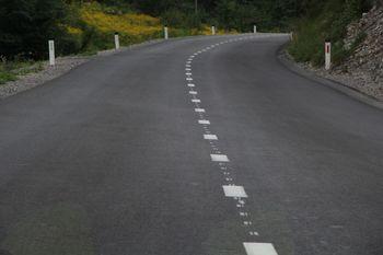 V septembru obnova ceste Horjul – Vrhnika