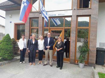 Izraelski veleposlanik zadovoljen s sodelovanjem