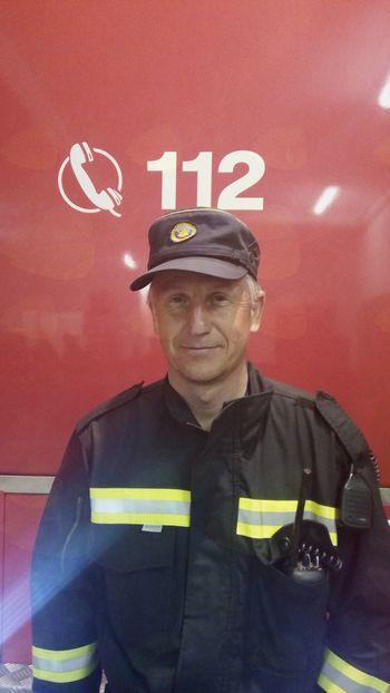 Kranjec, novi poveljnik gasilske zveze