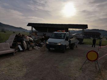 Odpeljanih za več kot 38 ton kosovnih odpadkov