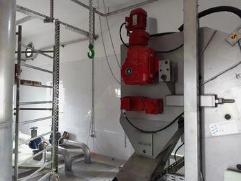 Zaključna dela na novi čistilni napravi v Horjulu