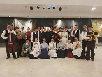 Horjulska folklora najboljša v Sloveniji