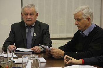 Župan in svetniki začeli nov mandat