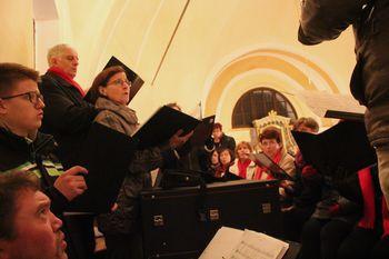 Božični koncert MePZ Horjul