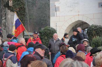 Tradicionalni pohod po poteh Cankarjeve matere v poklon Sloveniji in Ivanu Cankarju