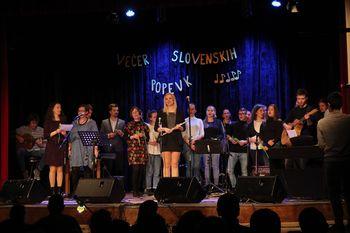 Tradicionalni koncert slovenskih popevk