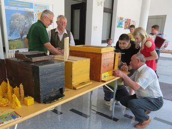 Medgeneracijsko povezovanje v znamenju marljivih čebel