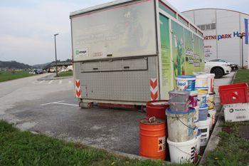 Odvoz kosovnih in nevarnih odpadkov bo 9. oktobra
