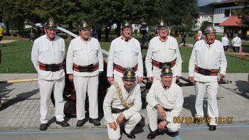 Horjulski gasilci veterani do prvega mesta