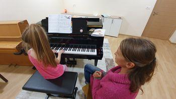 Glasbena šola v Prosvetnem domu Horjul