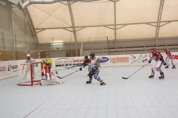 Horjulski hokejisti rušijo vse pred seboj