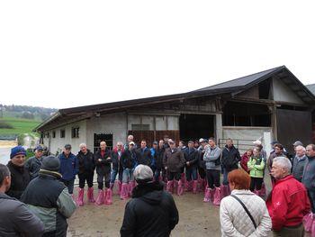 Strokovna ekskurzija kmetovalcev na Pohorje
