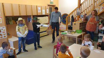 Slovenski zajtrk v šoli in vrtcu