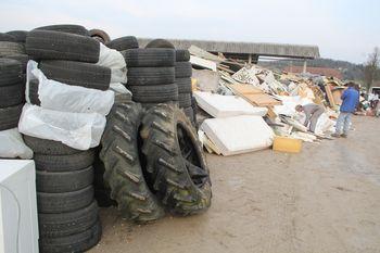 Naročite odvoz kosovnih odpadkov na domu