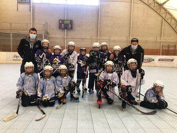Uspešno izpeljan hokejski turir za najmlajše