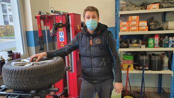 Kako varno do menjave iz letnih na zimske pnevmatike