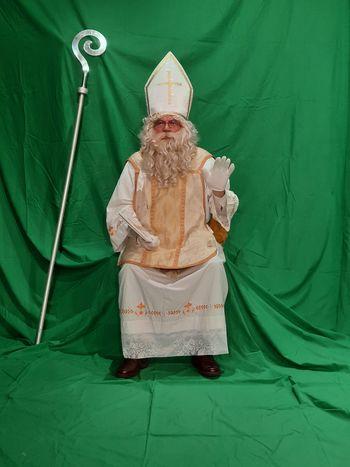 Sveti Miklavž je letos otroke obiskal nekoliko drugače