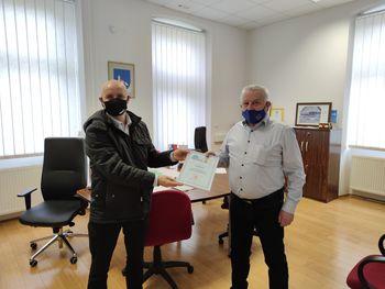 Občina Horjul prejela priznanje turistične patrulje in visoke ocene za prijaznost domačinov